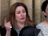 Ezidi milletvekili gözyaşları içinde yardım istedi