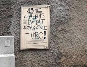 Türk radyosuna ırkçı saldırı