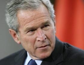 Bush kalp ameliyatı geçirdi