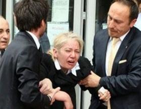 Acılı anneye bakana hakaret davası