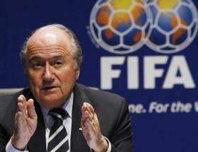 FIFA Başkanı Blatterden taziye mesajı