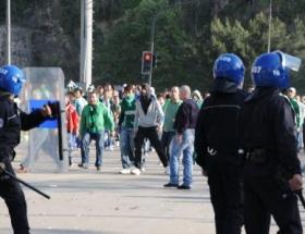 Bursadaki olaylarda 5 kişi tutuklandı!