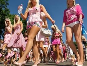 Sarışın Kadınlar festivali