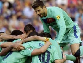 İspanyanın boğası Barcelona!
