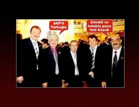 AK Partili aday Ergenekoncuyla yan yana