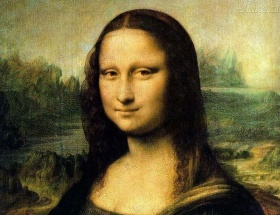 Kopya Mona Lisa müzede