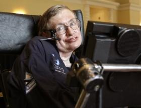 Hawking komedi dizisinde oynayacak
