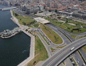 İzmire yeni yolcu limanı projesi