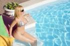 Tülay Kumaşçı yine bikinili fotoğraf paylaştı