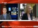 TRT Haber spikerine canlı yayın şoku!