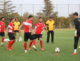 Eskişehirspor, hazırlıklarını tamamladı