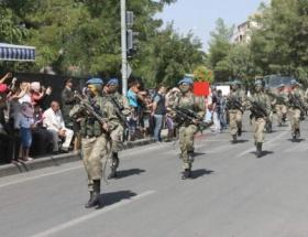 30 Ağustos Zafer Bayramı Siirtte de coşkuyla kutlandı