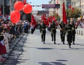 Sivasta 30 Ağustos Zafer Bayramı coşkusu