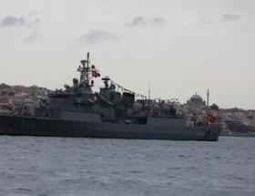 Askeri gemiler kapılarını halka açtı