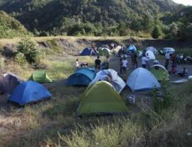 Termik santrale hayır kampı