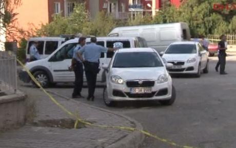 Ankarada silahlı çatışma 3ü polis 4 yaralı
