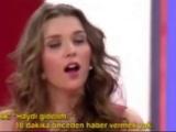 Ben Bilmem Eşim Bilirde herkesi krize sokan Hollandalı yarışmacı