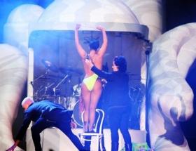 16 Eylül Lady Gaga konseri büyüledi!