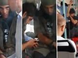 IŞİD militanları İstanbul Tramvayında
