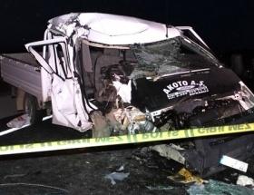 Yıldızelinde trafik kazası: 3 yaralı