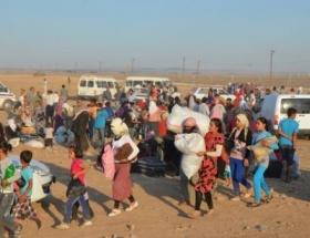Suriyelilerin, Türkiyeye geçişleri sürüyor