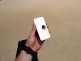 Keskin nişancı tüfeğiyle iPhone testi