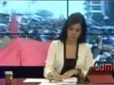 Halk Tvde olay: Lanet olsun bu haber anlayışınıza