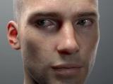 Bu gerçek bir insan yüzü değil