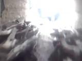 Sniper mermisi miğferinde kaldı!