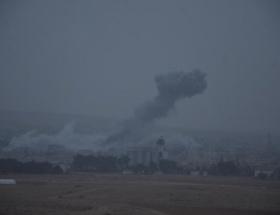Kobanide çatışmalar devam ediyor