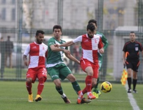 Bursaspor 3-0 Balıkesirspor
