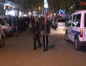 Ankarada canlı bomba alarmı