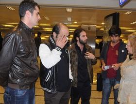 Esaret bitti, Türkiyeye döndüler