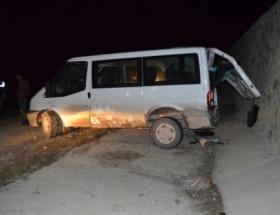 Adanada trafik kazası: 12 yaralı