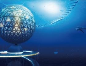 Japonlar su altında şehir kuracak