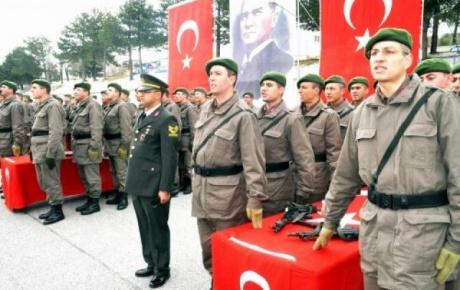 Yozgat Haberleri: Yozgat'ta kısa dönem erler yemin etti 31
