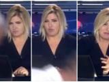 Kanal D canlı yayına kameraman girerse..