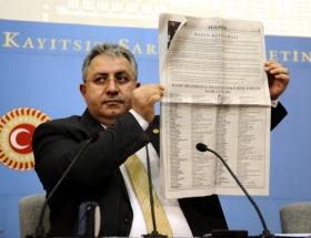 CHP istifa ettirecek belgeri açıkladı