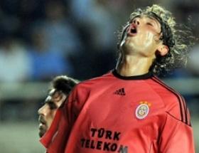 Galatasarayda kiralık şanssızlığı