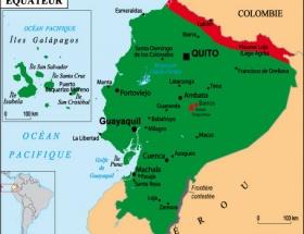 Ekvador, Filistini tanıdı