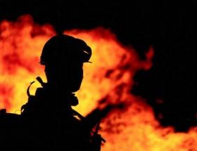 Tekstil atölyesinde yangın çıktı, 5 işçi hastanelik oldu