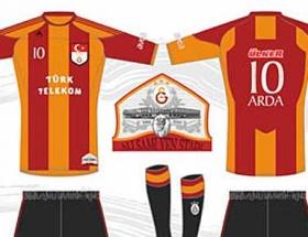 İşte Galatasarayın yeni forması
