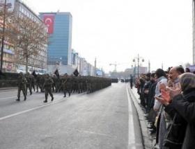 Ankarada Atatürk koşusuna engel
