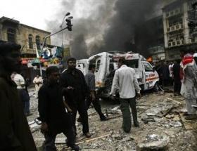 Pakistanda patlama: 10 ölü