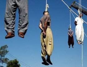 İran Mossad ajanını idam etti