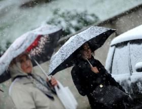 Marmaraya yine kar geliyor !