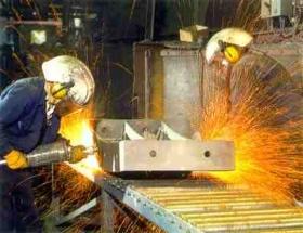 Sanayi üretiminde hızlı artış