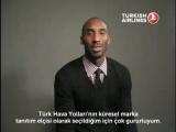 Kobe Bryant THY reklamı