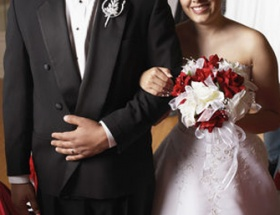14 Şubatta nikah masasına koştular