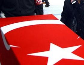 Şehit onbaşının cenazesi Trabzona getirildi
